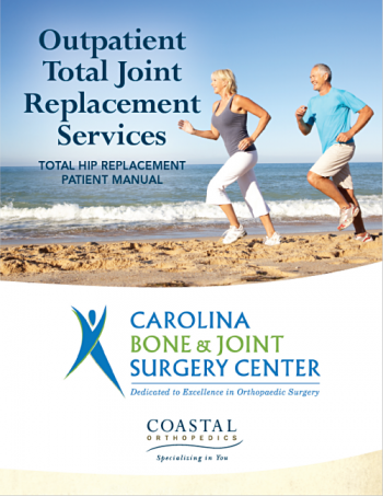 outpatient joint replacement hip