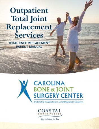 outpatient joint replacement knee